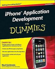 iPhone Application Development For Dummies by Goldstein, Neal