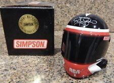 Simpson Jeremy Mayfield RCA Limited First Edition 1/4 Scale Mini Helmet