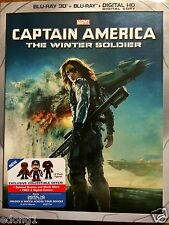 CAPTAIN AMERICA WINTER SOLDIER-BUCKY BARNES SLIPCOVER ONLY EXCL MARVEL WALMART