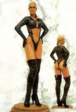 Legend Productions 150mm 1:12 Black Cat Sexy Girl/Woman Resin Figure Kit #LF1502
