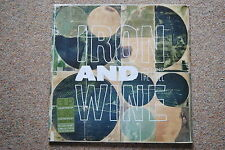 IRON & WINE AROUND THE WELL 3 LP VINYL RECORD SET NEW 2009 SUB POP SAM BEAM