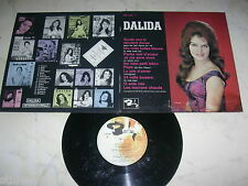 DALIDA same * MEGARARE 60s vinyle 10 pouces MADE IN FRANCE BARCLAY + poster *