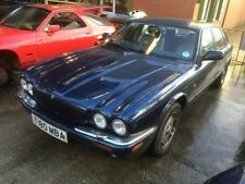 Jaguar XJ Sport Bonnet - One Owner From New - 3.2 AJ V8 Bonnet - XJ8 Blue Bonnet