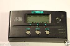 YAMAHA YT-150 CHITARRA e Bass TUNER