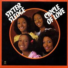 NEW CD Album Sister Sledge - Circle of Love (Mini LP Style Card Case)