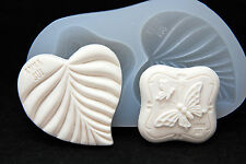 Silicone Mold Chocolate Polymer Clay Jewelry Soap Mold Melting Wax Resin,Annasui