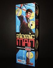 ACTION MAN ATOMIC MAN REPRODUCTION BOX ONLY (NO FIGURE INCLUDED)..