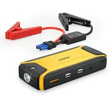 Anker 10000mAh 400A Peak Compact Car Jump Starter Portable USB Charger - Yellow