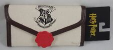 New Harry Potter Hogwarts Letter Flap Wallet Clutch Tote Credit Card Holder