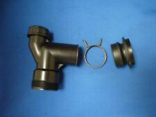 InSinkErator tail pipe and seal for Evloution range