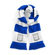 Retro Chelsea 1905 Traditional Football Scarf Embroidered Logo
