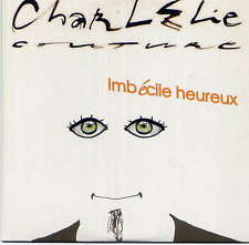 CHARLELIE COUTURE - rare CD Single - France - Promo