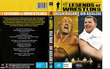 Legends of Wrestling-1978/88-Hulk Hogan/Bob Backlund-World Wrestling Ent-WWE-DVD