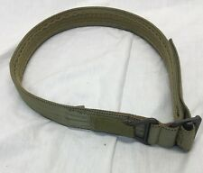 Eagle Industries Operator Gun Belt XL Khaki Rigger's Rappeling Belt MLCS