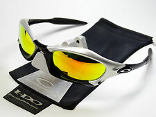 OAKLEY SPLICE FMJ BLACK FIRE SONNENBRILLE JULIET MONSTER DOG ROMEO SCAR SCALPEL
