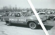 1960s Drag Racing-1963 426 Max Wedge Dodge-PIONEER DODGE-Connecticut Dragway