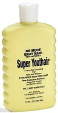 Clubman Youthair Super Creme Hair Dressing for Men and Women    10 oz.