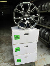 20x10 JEEP GRAND CHEROKEE SRT8 STYLE HYPER SILVER SET OF 4 WHEELS RIMS 9113