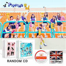 NEW TWICE 2nd Mini Album PAGE TWO 'CHEER UP' /Pink or Mint Random CD K-pop Audio