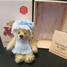 Teddy Hermann Bear Baby blau