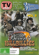THE BEVERLY HILLBILLIES Vol. 8 DVD All Zone