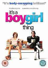 It's A Boy/Girl Thing (DVD, 2007)