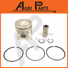 PISTONE & Anelli Kit-FORD NEW HOLLAND 6610s,6640,8010,8240,8340, TS80, TS90, TS115