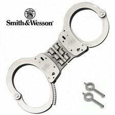 Smith & Wesson Police Model 300 Hinged S&W Handcuffs 350096