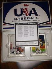 2011 Topps USA Baseball Box Set