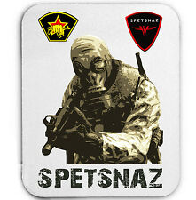 SPETSNAZ Forze Speciali Russe-Tappetino Mouse/pad sorprendente design