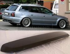 AUDI A4 B5 Avant Estate toit spoiler rs4 look tuning Heck Wing S4 couverture pas ABT