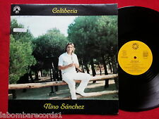 NINO SANCHEZ Celtiberia LP 1984 RECORD 83 Spain  FOLK FUSION Gatefold  ---J
