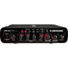 TC Electronic RH750 Bass Amp Compact Micro Head 750-Watt Amplifier w/ Tuner NEW