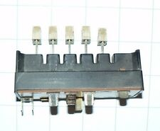 FEDDERS THRU THE WALL A/C 5-BUTTON SWITCH #11-21-1932C-001 #11-21-19320-001