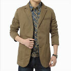 NEW Stylish Men's Slim Fit Suit Business Casual Blazer Coat Jacket