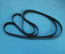 CITRONIC C300D TURNTABLE DRIVE BELTS - SET OF 2 NEW