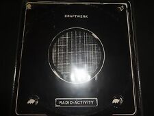 "Kraftwerk ""Radio-Activity"" Original LP w/custom inner-sleeve. Promo.1975. RARE"