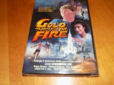 GOLD THROUGH THE FIRE Christian Film Drama Family Movie Films Story DVD NEW