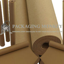 600mm x 20M Heavy Duty Kraft Brown Wrapping Paper Roll