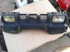 Honda Foreman 400 4x4 97-01 Front Bumper Grill ( WITH NO LAMPS)
