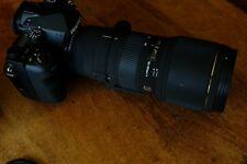 Téléobjectif Zoom Sigma 100-300mm f4 APO DG EX monture PENTAX (K1 & APS-C) Rare
