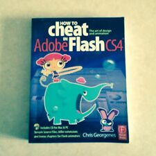 How to Cheat in Adobe Flash CS4: The art of desig..., Georgenes, Chris Paperback