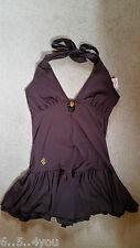 *** NEU *** Damenkleid - Partykleid by RocaWear - Braun - Size L *** NEU ***