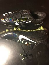 New Nike Vapor Carbon Elite 2.0 TD Football Cleats Men's 631425 011 Size 11.5