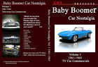 Baby Boomer Nostalgia: CLASSIC CAR COMMERCIALS 1961-1965 Vol. 1 NEW DVD