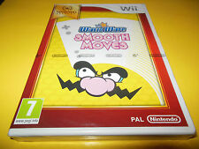 Warioware Smooth Moves (Nintendo Selects) - New Sealed - Wii