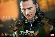 Sideshow Hot Toys Thor The Dark World Loki Avengers Figure