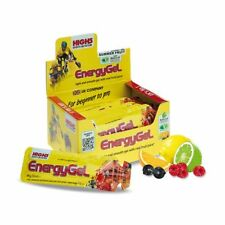 High5 Energy Gel-saveurs Mixte Pack de 20 X 40g Sachets-vélo / Course / Gym