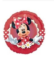 """Minnie Mouse 18"""" Anagram Balloon Birthday Party Decorations"""