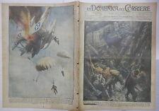 LA DOMENICA DEL CORRIERE 13 Marzo 1927 Bilsthorpe Guerra civile in Cina Aereo di